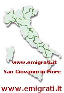 www.emigrati.it - Itinerari in Italia